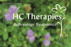 HC Therapies Business Card Front